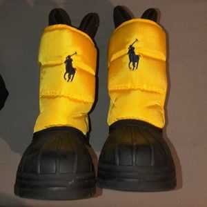 Polo Kid's Snow Boots